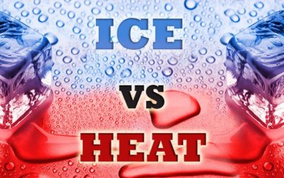 HEAT VS. ICE: A Guide of When to Use Each